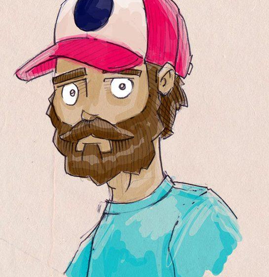 Beard'n'Cap